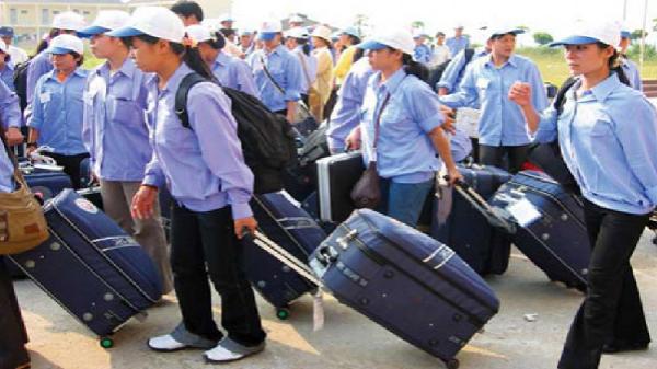 Gần 18 nghìn người được xuất khẩu lao động