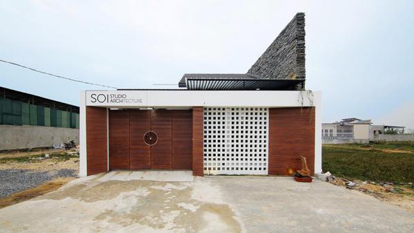 Nhà 1 tầng cổ điển ở miền đất Quảng Bình mang nét đẹp phóng khoáng hiện đại