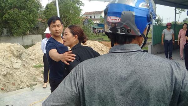 """Một CSGT huyện cản trở, """"chống lưng"""" cho em gái xây dựng công trình trái phép"""