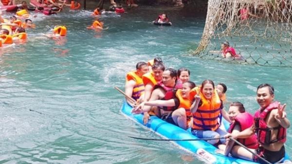 Lượng khách đến Phong Nha Kẻ Bàng trong 3 ngày Tết tăng cao
