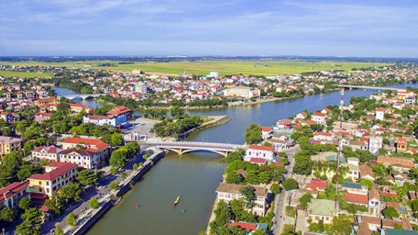 Kiến Giang tầm nhìn đô thị