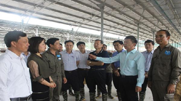 Quảng Bình: Chăn nuôi công nghệ cao…hướng phát triển bền vững