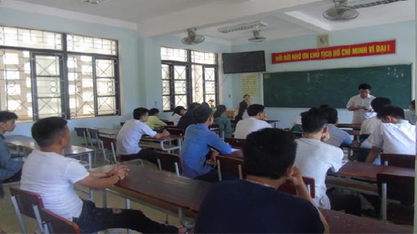 Quảng Bình: Chuẩn bị tốt trước kỳ thi THPT Quốc gia