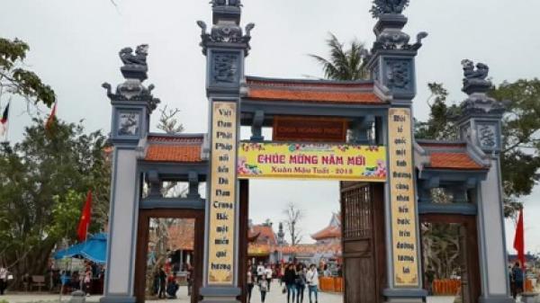 Tết Nguyên Đán 2018: Ngày càng nhiều du khách lựa chọn Quảng Bình làm điểm đến