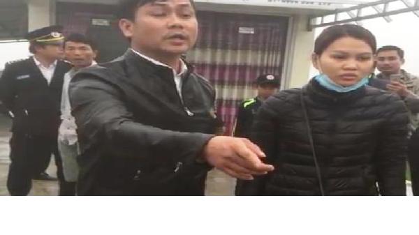 Quảng Bình: Thượng úy CSGT cản trở việc cưỡng chế công trình vi phạm