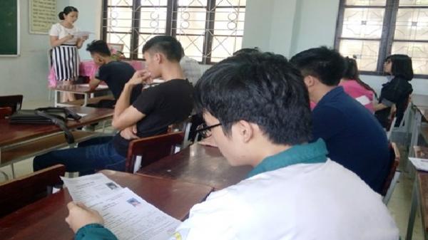 Quảng Bình: Không có thí sinh nào vi phạm quy chế thi môn Văn