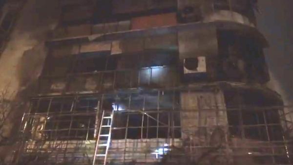 Hồ sơ của khách hàng tại Ngân hàng VPBank được bảo toàn sau vụ cháy