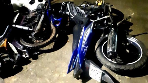 Bố Trạch: Tai nạn nghiêm trọng giữa 3 xe máy, 2 người chết tại chỗ