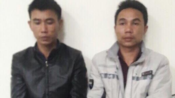 Quảng Bình: Bắt hai đối tượng truy nã