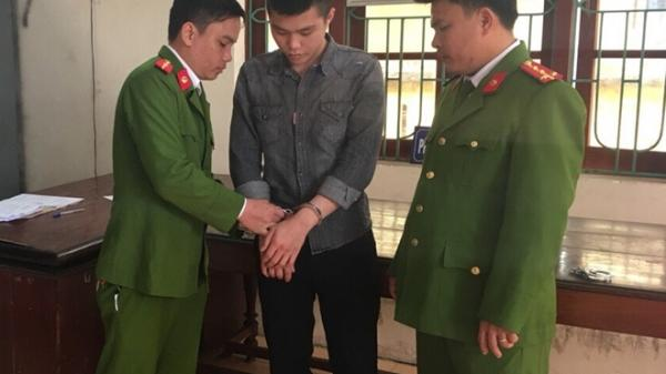 Bắt tạm giam thanh niên gây rối tại Bệnh viện ở Quảng Bình