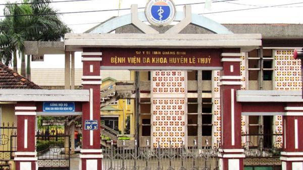 Bệnh viện đa khoa huyện Lệ Thủy: Thông báo tuyển dụng viên chức sự nghiệp