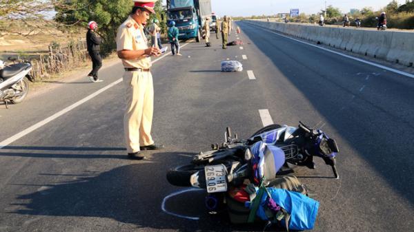 Nam thanh niên Quảng Bình tử vong trên đường vào Sài Gòn làm việc
