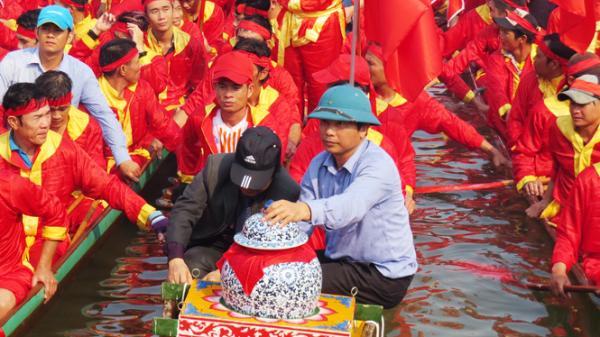 Khai hội chùa Hoằng Phúc năm 2018