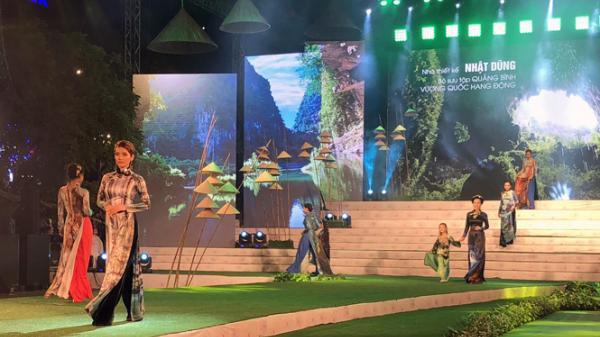 Quảng Bình tham gia lễ hội Áo dài TP. Hồ Chí Minh lần thứ 5