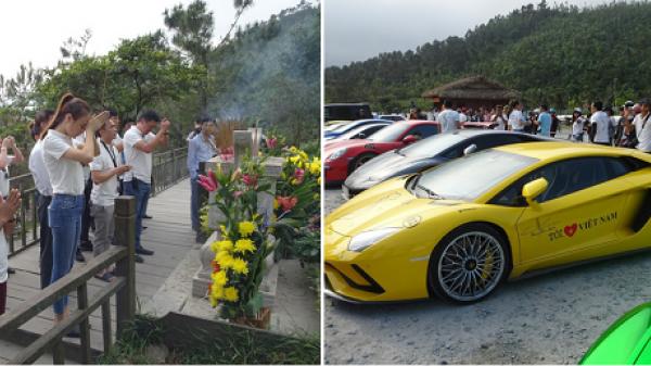 VÌ NHỮNG LÍ DO ĐẶC BIỆT NÀY, Quảng Bình được chọn là địa điểm dừng chân tiếp theo của đoàn siêu xe trong hành trình Car & Passion 2018