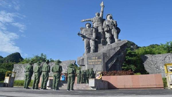 Quảng Bình: Ý nghĩa từ chương trình học kỳ quân đội