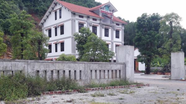 Quảng Bình: Khởi tố cán bộ địa chính xã sai phạm