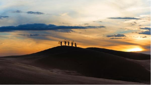 Ba 'sa mạc' đẹp mê hồn ở miền Trung