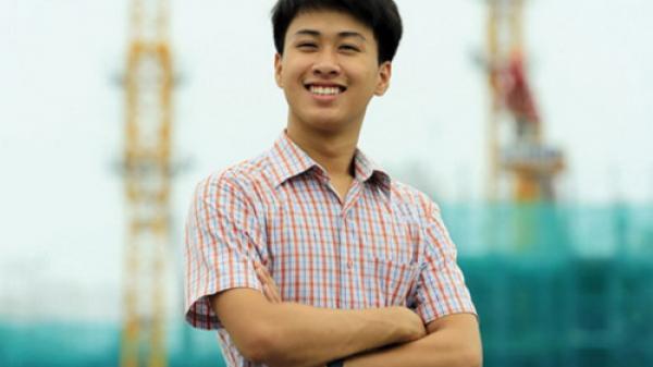 Chàng trai vàng đất Quảng Bình trúng tuyển vào trường đại học số 1 thế giới