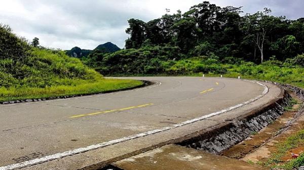Cảnh báo tai nạn giao thông: Đèo Đá Đẽo nỗi ám ảnh đối với xe tải hạng nặng