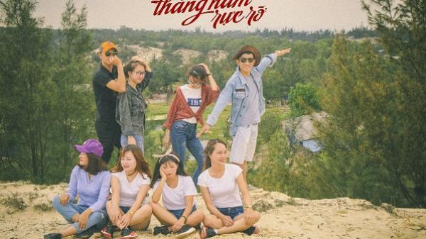 """Nhóm bạn 9X Quảng Bình cover """"Tháng năm rực rỡ"""" khiến ai cũng mong ước trở về kỉ niệm xưa"""