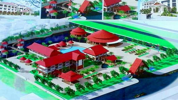 Quảng Bình: Xây dựng dự án khách sạn -khu nghỉ dưỡng ven biển huyện Lệ Thủy