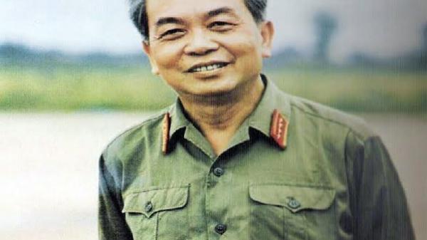 Sắp phát hành tem về Đại tướng Võ Nguyên Giáp
