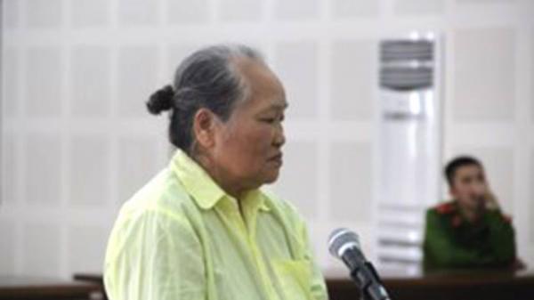 Án chung thân cho bà cụ 68 tuổi mang heroin từ Quảng Bình vào Đà Nẵng bán