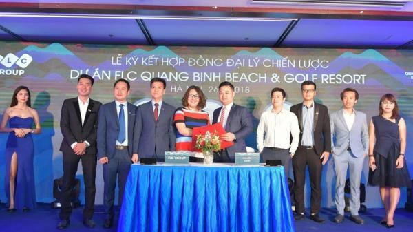 FLC Lux City Quảng Bình thu hút tại phân khúc nghỉ dưỡng