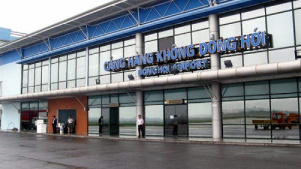 Phạt sân bay Đồng Hới 35 triệu vì đóng cửa chơi cầu lông