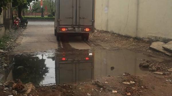 Hoàn Lão (Quảng Bình): Dân khổ tâm vì 8 tháng sống chung với nước thải đô thị