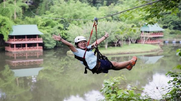 Ba điểm du lịch hè cho khách Việt ưa mạo hiểm