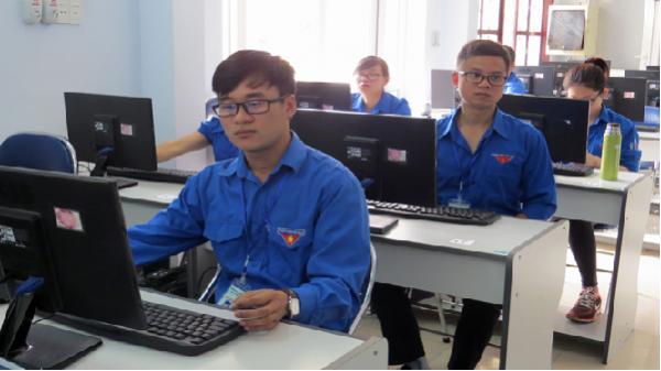 Khai mạc hội thi tin học trẻ tỉnh Quảng Bình