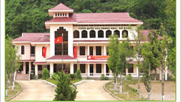 Ban Quản lý Vườn Quốc gia Phong Nha - Kẻ Bàng: Thông báo tuyển dụng viên chức sự nghiệp