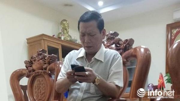 """Bí thư Quảng Bình chỉ đạo nóng vụ hàng loạt người nhà bí thư huyện làm """"quan"""""""
