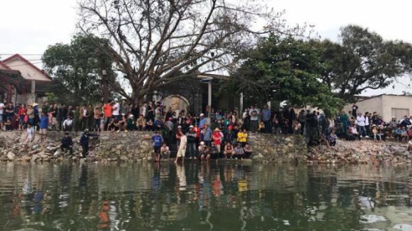 Quảng Bình: Tắm sông sau khi đá bóng, một học sinh bị đuối nước