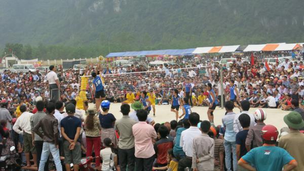 Sắp diễn ra Hội rằm tháng ba huyện Minh Hóa tỉnh Quảng Bình