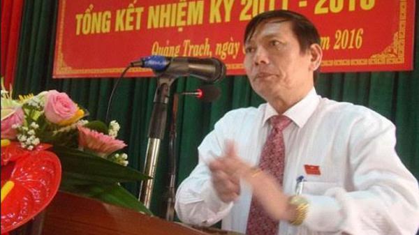 """Uỷ ban kiểm tra tỉnh Quảng Bình vào cuộc vụ """"Cả họ Bí thư Huyện ủy làm quan"""""""