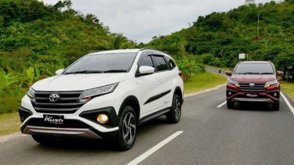 Xe Rush giá 336 triệu về Việt Nam, Toyota như 'hổ thêm cánh'