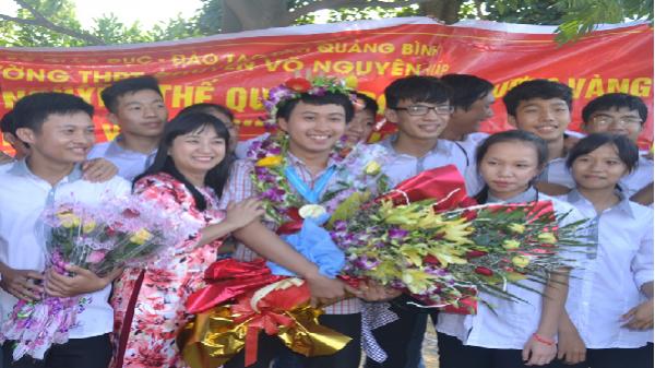 Nguyễn Thế Quỳnh tiếp tục tham gia cuộc thi Olympic Vật lý Châu Á lần thứ 18