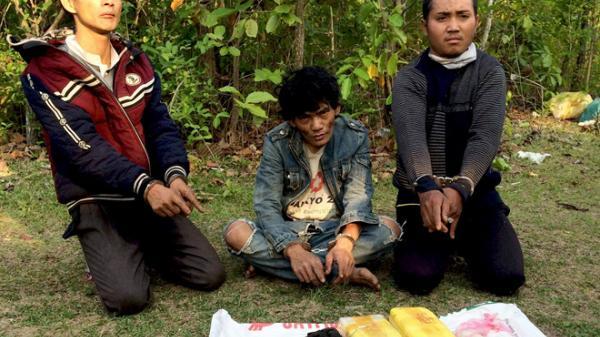 Quảng Bình: Bắt 3 đối tượng, triệt xoá đường dây ma túy lớn xuyên quốc gia