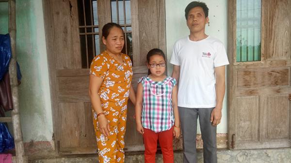 Thương tâm gia đình 3 người là người khuyết tật ở Lệ Thủy, Quảng Bình