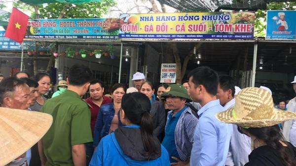 """Chủ tịch tỉnh Quảng Bình vào cuộc vụ """"chém"""" phí gửi xe 50 ngàn"""