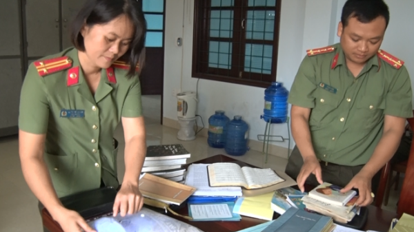 """Ngăn chặn điểm sinh hoạt của """"Hội thánh Đức chúa trời mẹ"""" ở Quảng Bình"""