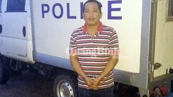 Quảng Bình: Bắt đối tượng truy nã đặc biệt nguy hiểm