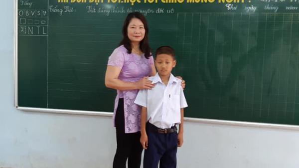 Cuộc sống mới của cậu bé 8 tuổi mồ côi cả cha lẫn mẹ ở Quảng Bình