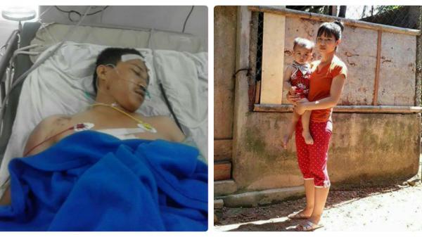 Quảng Bình: Bi kịch người đàn ông bị tai nạn sau hơn một tháng thế chấp nhà cửa vay tiền mua ô tô tải làm kế sinh nhai