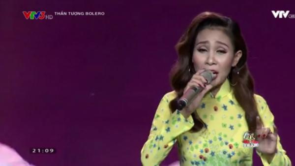 """Cô gái Quảng Bình """"đốn gục"""" hàng triệu trái tim khán giả, suất sắc lọt vào VCK Bolero 2018"""
