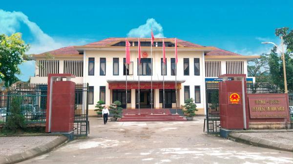 UBND huyện Minh Hóa: Thông báo xét tuyển công chức đảm nhiệm chức danh Trưởng Công an, Chỉ huy trưởng Quân sự xã năm 2018