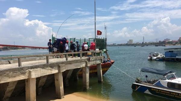 Một ngư dân Quảng Bình tử vong khi đánh ghẹ trên biển